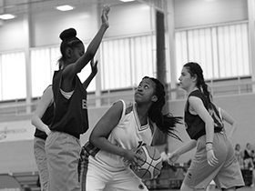 Greenwich Basketball Youth Games